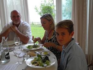 Costa Press Club Dinner